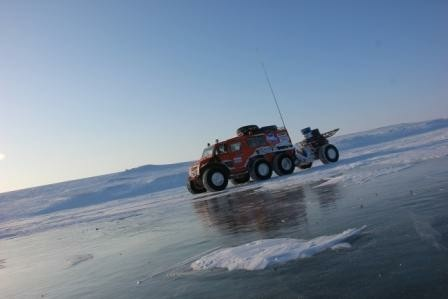 """R3CA/0   """"Great North Road"""" 2016  DXpedition"""