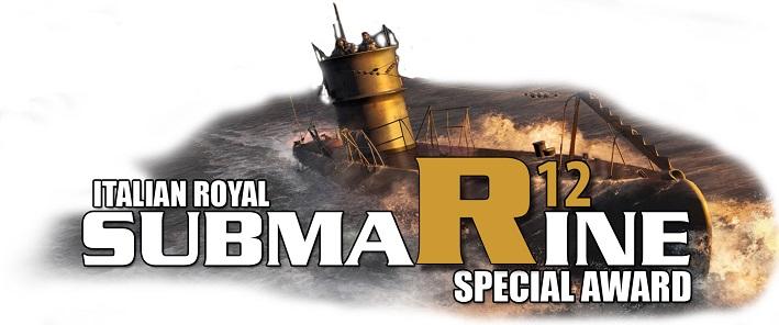 Award R12 submarine