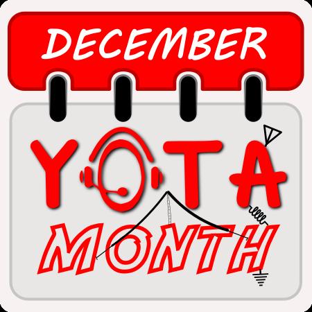 December YOTA Month 2017