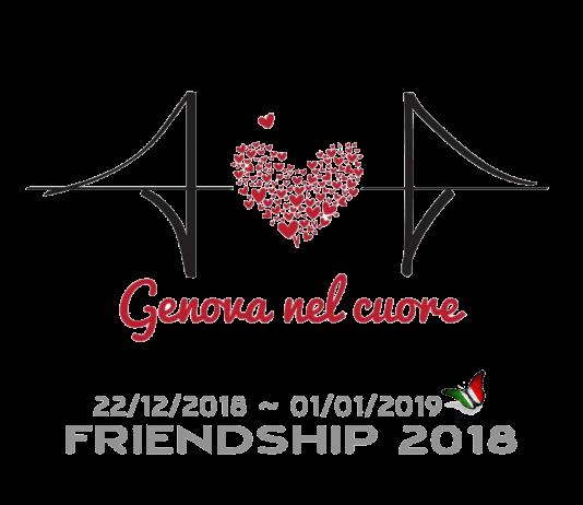 FRIENDSHIPS AWARD – GENOVA NEL CUORE  2018
