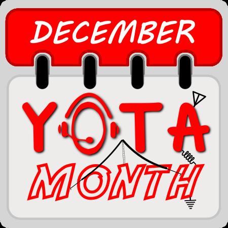 YOTA MONTH  – December 2018
