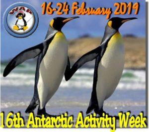 Antarctic Activity Week 2019