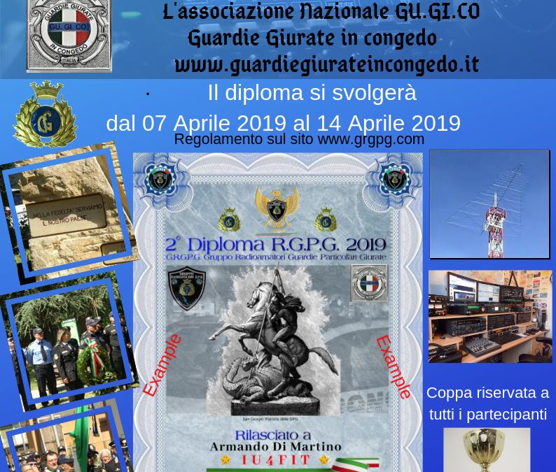 2° diploma R.G.P.G.