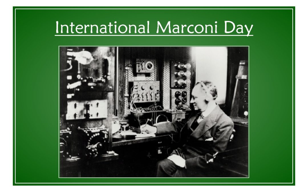 International Marconi Day 2019