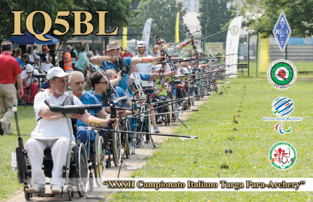 Para-Archery Italian Championship Award