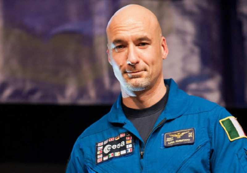 Contatto ISS con scuole italiane 14 ottobre