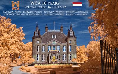 WCA Happy Birthday