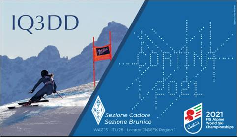 Alpine World Ski Championships in Cortina D'Ampezzo