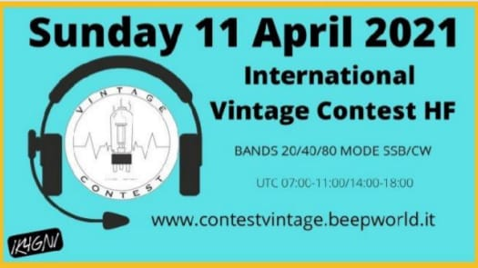 International Vintage Contest HF