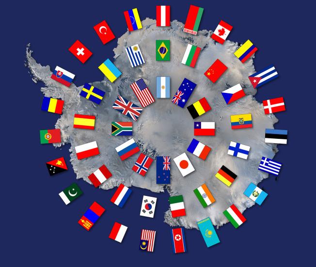 60th anniversary since the Antarctic Treaty