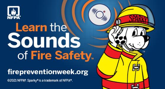 Fire Prevention Week 2021: